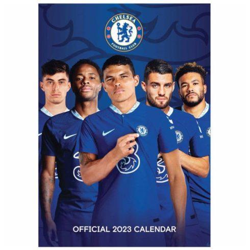Chelsea FC naptár 2021 A/3