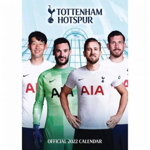 Tottenham Hotspur FC  falinaptár A/3 2021