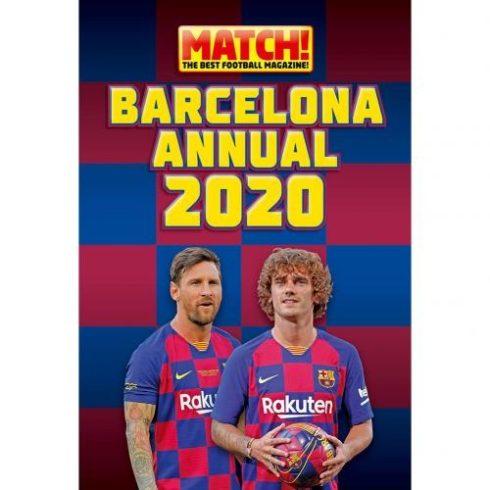 FC Barcelona évkönyv 2020