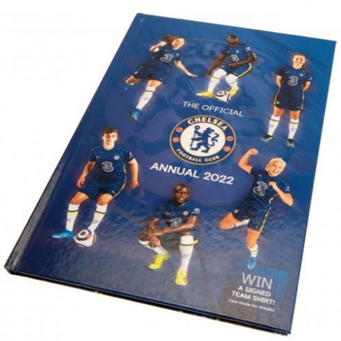 Chelsea FC évkönyv 2021