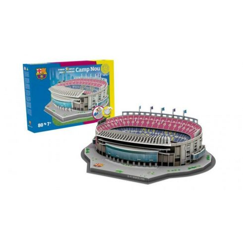 FC Barcelona 3D Puzzle EstadioCampNou
