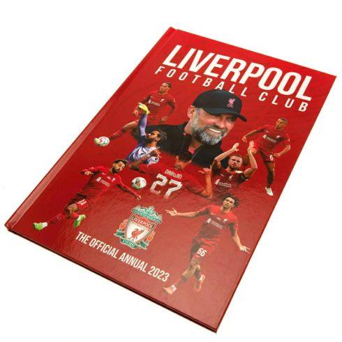 Liverpool FC évkönyv 2021