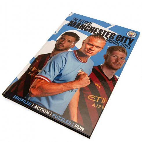 Manchester City FC évkönyv 2021