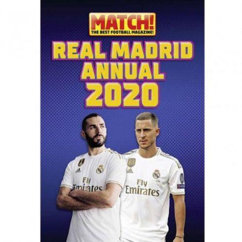 Real Madrid FC évkönyv 2020