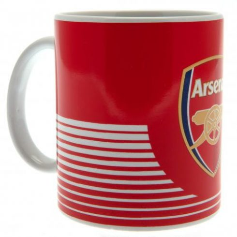 Arsenal FC bögre CrestLine