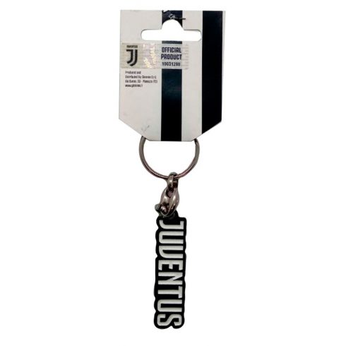 Juventus FC fém kulcstartó JuveSign
