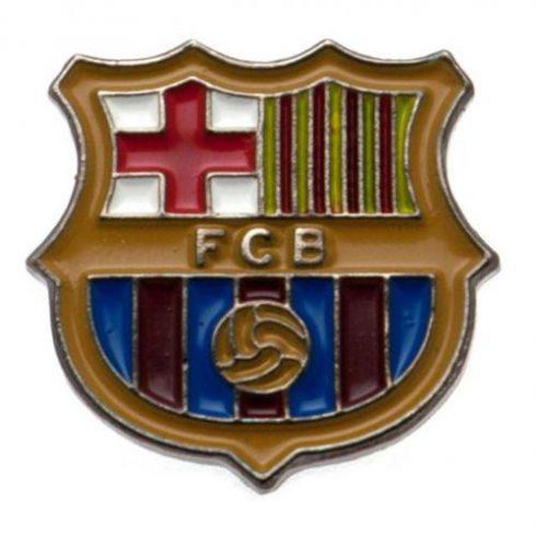 FC Barcelona kitűző Crest