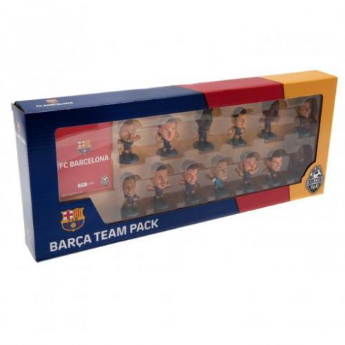 FC Barcelona SoccerStars figura Messi and the Team