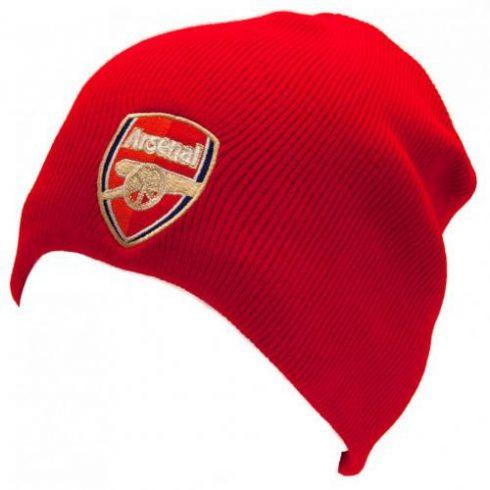 Arsenal FC kötött téli sapka NavyRed