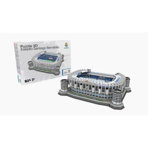Real Madrid 3D puzzle stadion Estadio Santiago Bernabéu