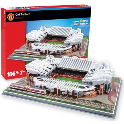 Manchester United 3D puzzle stadion OldTrafford