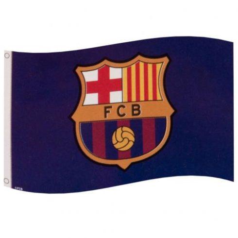 FC Barcelona zászló Crest