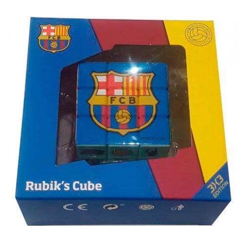 FC Barcelona rubik kocka