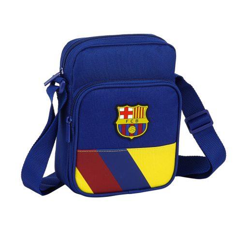 FC Barcelona közepes oldaltáska CrestBlue 2020