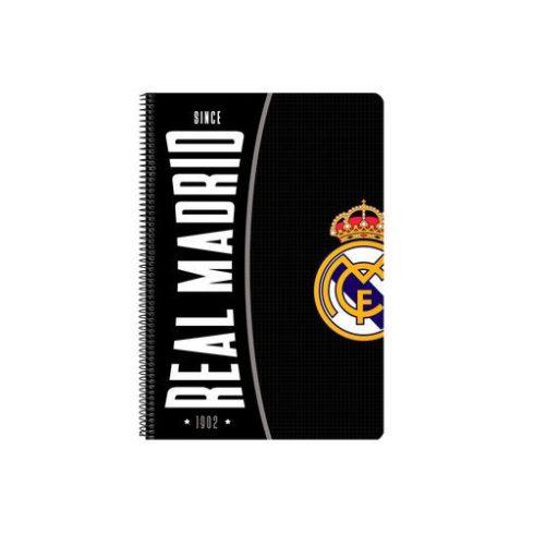 Real Madrid FC spirál füzet