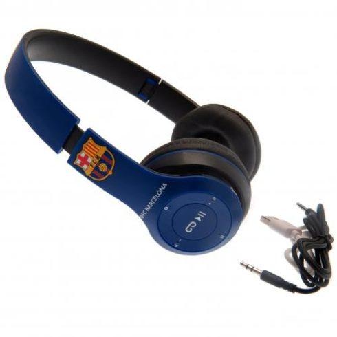 FC Barcelona stúdió fejhallgató címeres
