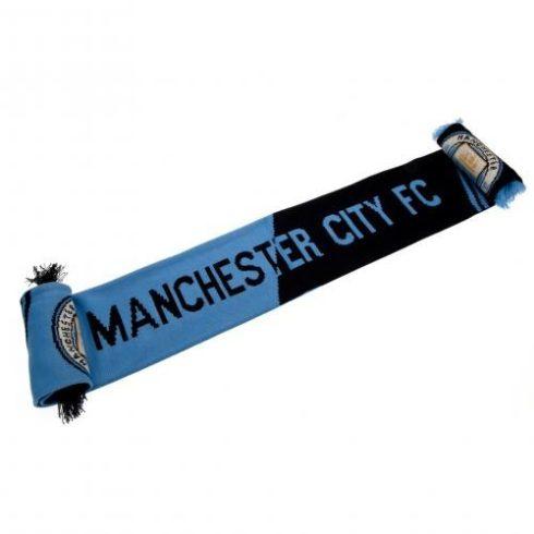 Manchester City szurkolói sál címeres Half&Half