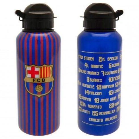 FC Barcelona fém vizespalack kulacs Players