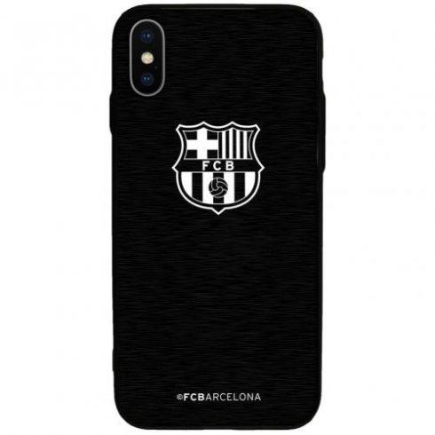 FC Barcelona alumínium telefontok Crest Iphone X