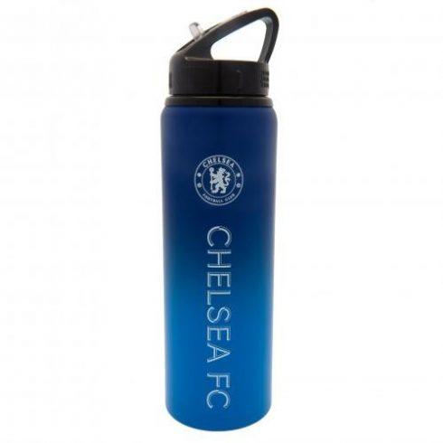 Chelsea FC fém vizespalack kulacs Blue