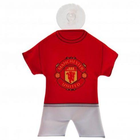 Manchester United autós mini mez Crest