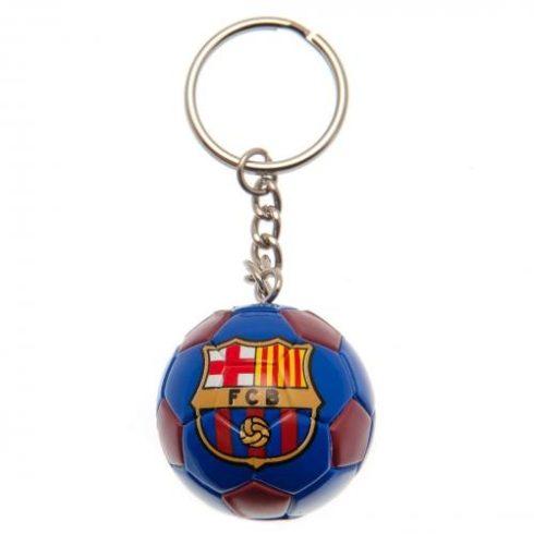 FC Barcelona labdás kulcstartó Football