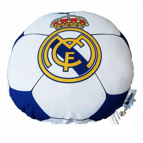Real Madrid labda alakú párna Blanco