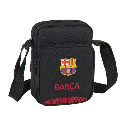 FC Barcelona oldaltáska közepes BlackCrest