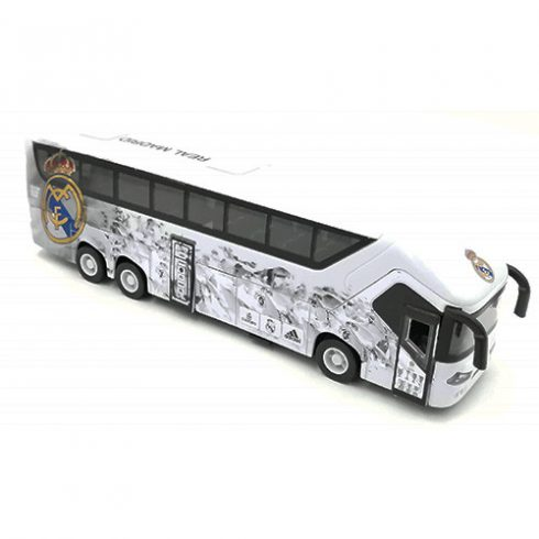 Real Madrid FC nagy autóbusz RMFC