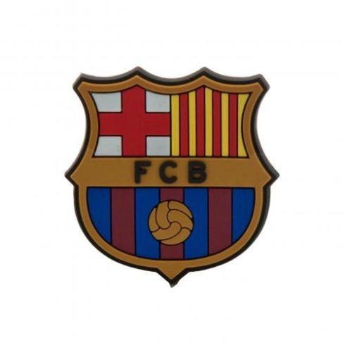 FC Barcelona 3D hűtőmágnes Big Crest