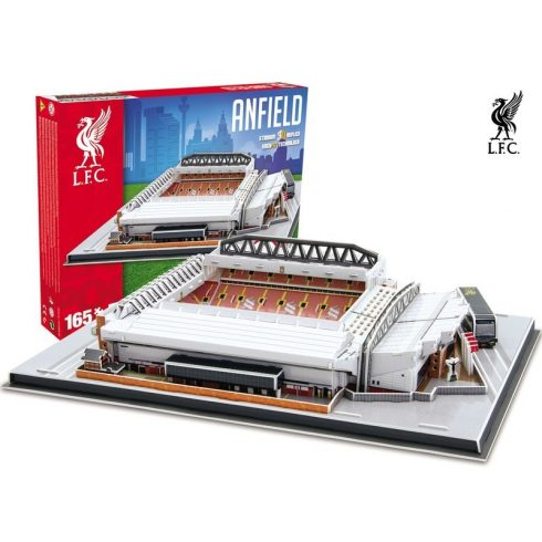 Liverpool FC 3D puzzle Anfield Stadion