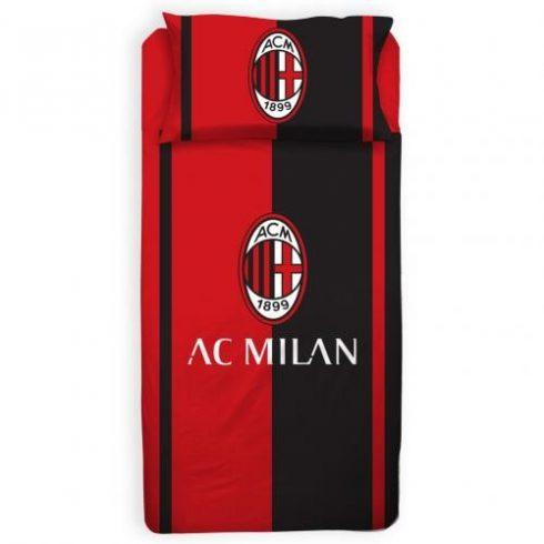 AC Milan két oldalas ágynemű garnitúra RossoNeri