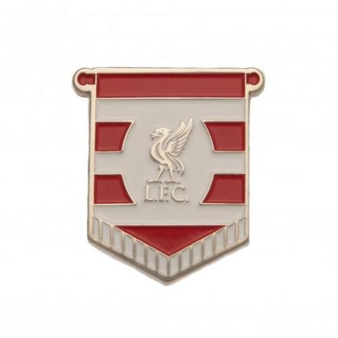 Liverpool kitűző LiverFlag