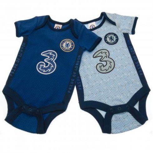 Chelsea bébi body rugdalózó 2db-os 2021