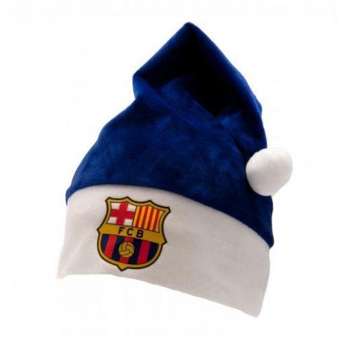 FC Barcelona mikulás sapka