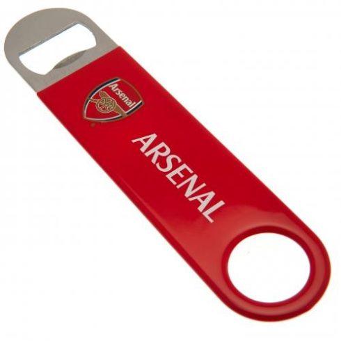 Arsenal FC barista sörnyitó