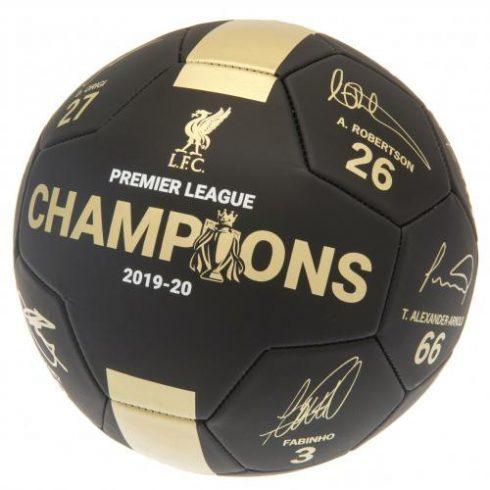 "Liverpool FC labda 5"" Premier League Signature"