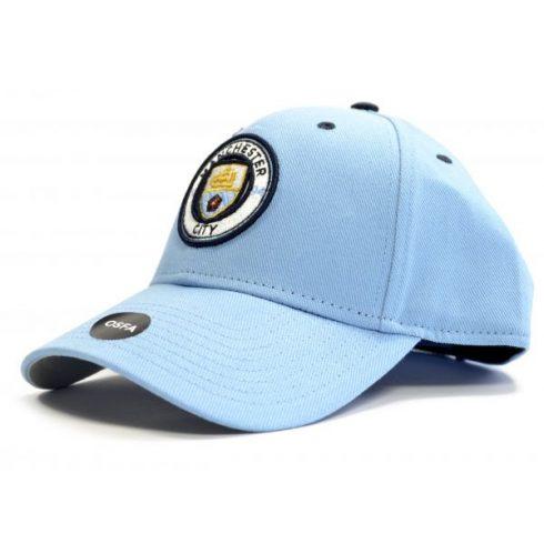 Manchester City baseball sapka RoyalSky New Crest