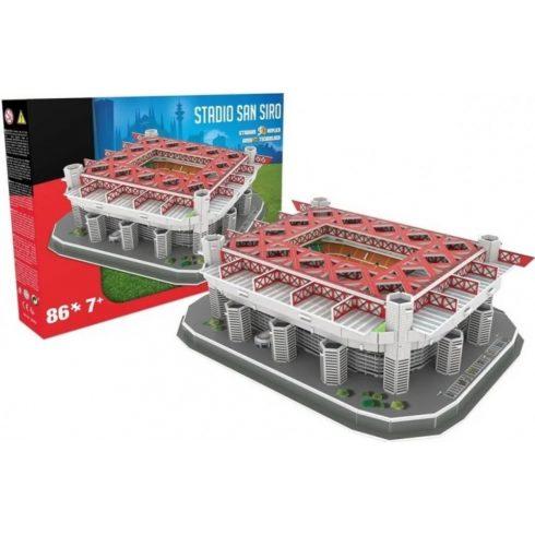 AC Milan FC 3D puzzle San Siro Stadio