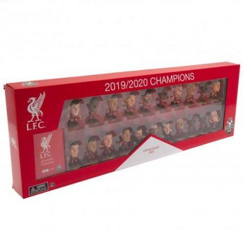 Liverpool FC SoccerStarz figura szett Champion League