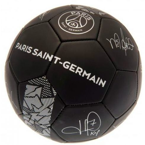 PSG Paris Saint Germain labda 5' SignCarbon