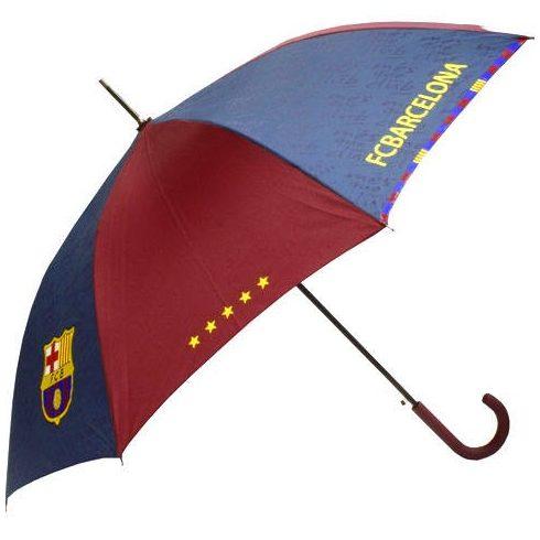 FC Barcelona esernyő cimeres Crest