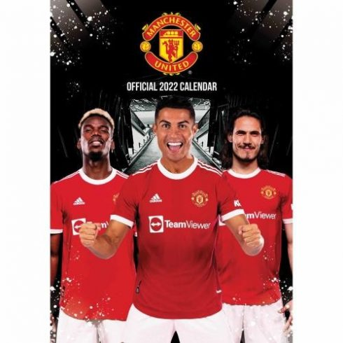 Manchester United fali naptár 2020