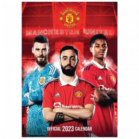 Manchester United fali naptár 2021 A/3